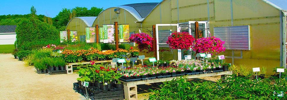 Exceptionnel Bonnie Brooke Gardens, Greenhouses In Door County Wisconsin